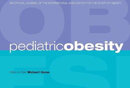Pediatric Obesity Cover